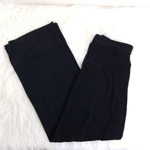 Chico's Travelers Black Stretch Casual Pants